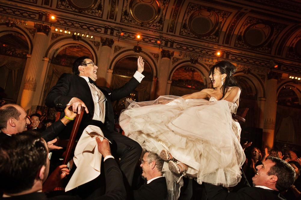 Jewish wedding at the plaza hotel ny