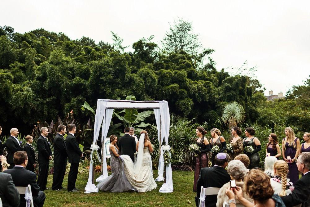 Best Brooklyn Botanical Garden Wedding Photos Stak Studios