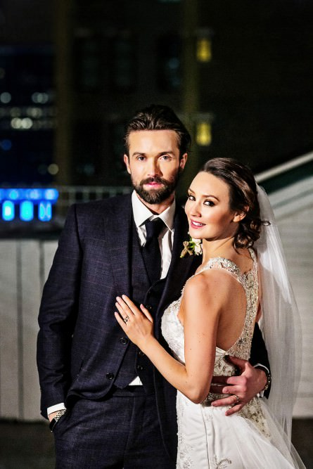 claire cooper and emmett scanlan wedding