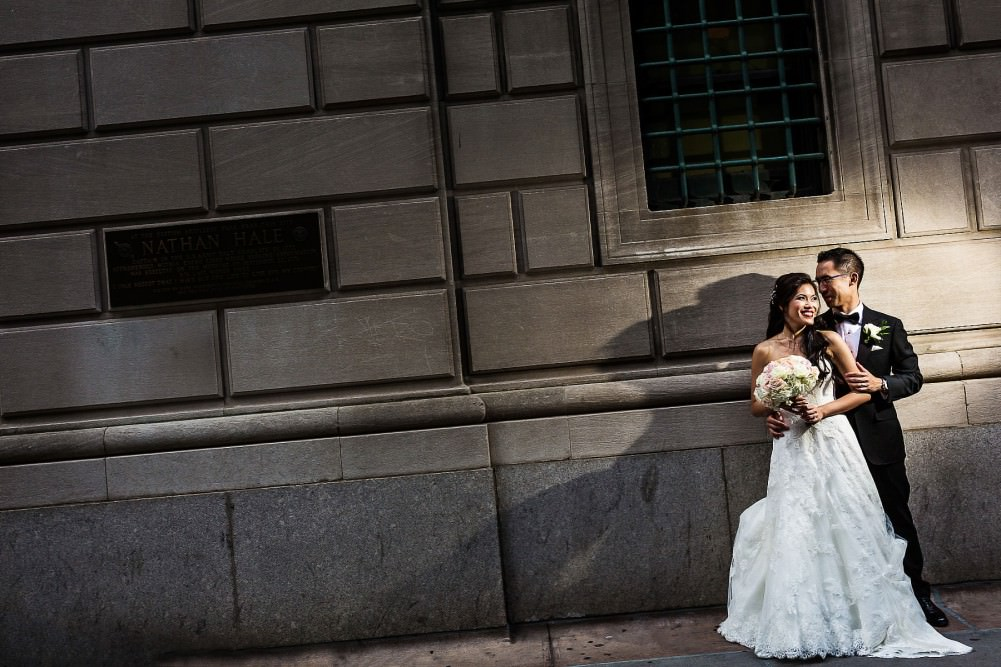 Yale Club Weddings Wedding Photography