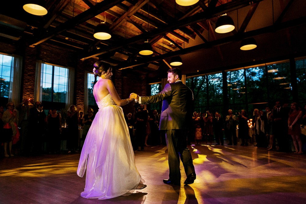 Best The Roundhouse at Beacon Falls Wedding Photos | STAK